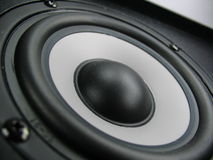 Subwoofer Stockfotos