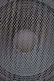 Subwoofer grille Stock Photos