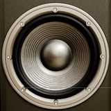 Subwoofer speaker Royalty Free Stock Photography