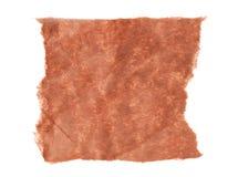 Sucata de papel de Brown Imagem de Stock