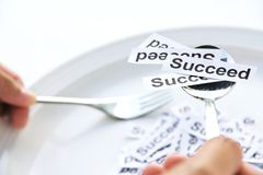 Succeed concept Stock Photos