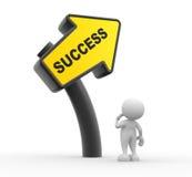Succeess vector illustratie