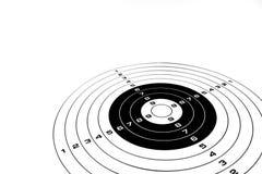Succes 02 bedrijfs van het Doel bullseye vector illustratie