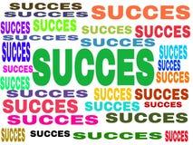Succes Lizenzfreies Stockfoto