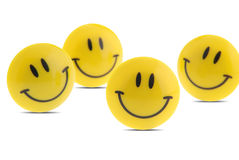 Succes abstract smile object Royalty Free Stock Photos