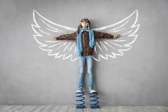 Succes, creatieve en ideeconcept stock fotografie