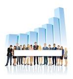 Succes in zaken Stock Fotografie