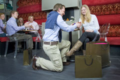 Succesful proposal Stock Images