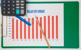 Succesgrafiek voor zaken Stock Afbeeldingen