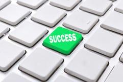 Succesknoop Stock Foto
