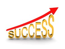Success Royalty Free Stock Photo