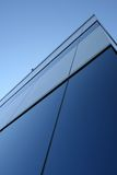 Success. Modern building on a clear blue day Royalty Free Stock Photography