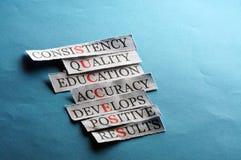 Success abbreviation Royalty Free Stock Photos