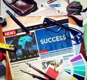 Success Accomplishment Achievement Growth Successful Concept Royalty Free Stock Photo