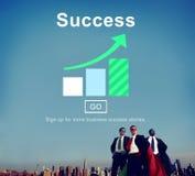 Success Achievement Accomplishment Successful Concept Stock Photos