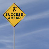 Success Ahead Stock Photos
