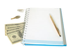 Success in authoring business Stock Photo