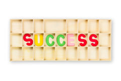 Success box Stock Photo