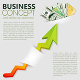 Success in Business Royalty Free Stock Images