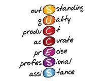SUCCESS, business concept acronym Stock Images