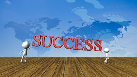 Success in business concept happy. For adv or others purpose use Stock Photography