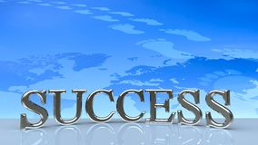 Success in business concept happy Royalty Free Stock Photo