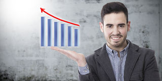 Success in business and economic Stock Images