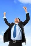Success business man Stock Photo