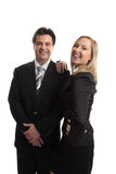 Success Business Partners Team Royalty Free Stock Image