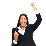 Success business woman Stock Photos