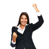 Success business woman Stock Photo