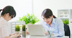 Success business women teamwork stock images