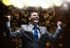 Success in business Royalty Free Stock Photos