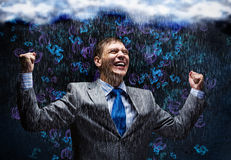 Success in business Royalty Free Stock Photo