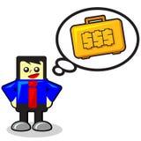 Success businessman Stock Photo