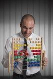 Success of a businessman stock photo