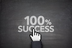 100% success Stock Photos