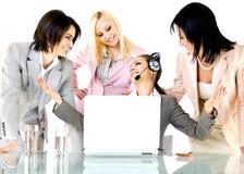 Success businesswomen Royalty Free Stock Photos