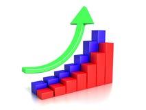 Success Charts Stock Photos