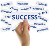 Success Concept Royalty Free Stock Image