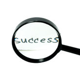 Success concept Royalty Free Stock Photography
