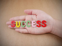 Success concept 1 Royalty Free Stock Image