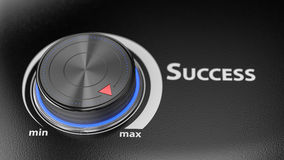 Success controller Royalty Free Stock Photo