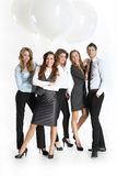 Success of corporate employees Stock Photography