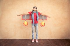 Success, creative and idea concept royalty free stock images