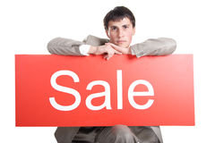 Success decision Royalty Free Stock Photo
