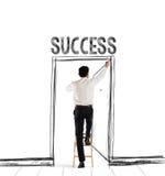 Success door Stock Photos