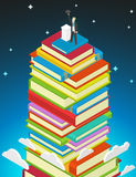 Success Education concept. Stock Image