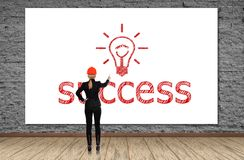 Success Royalty Free Stock Photos