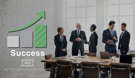 Success Excellence Accomplishment Achievement Concept.  Stock Photos